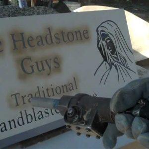 Sand Blast Stone